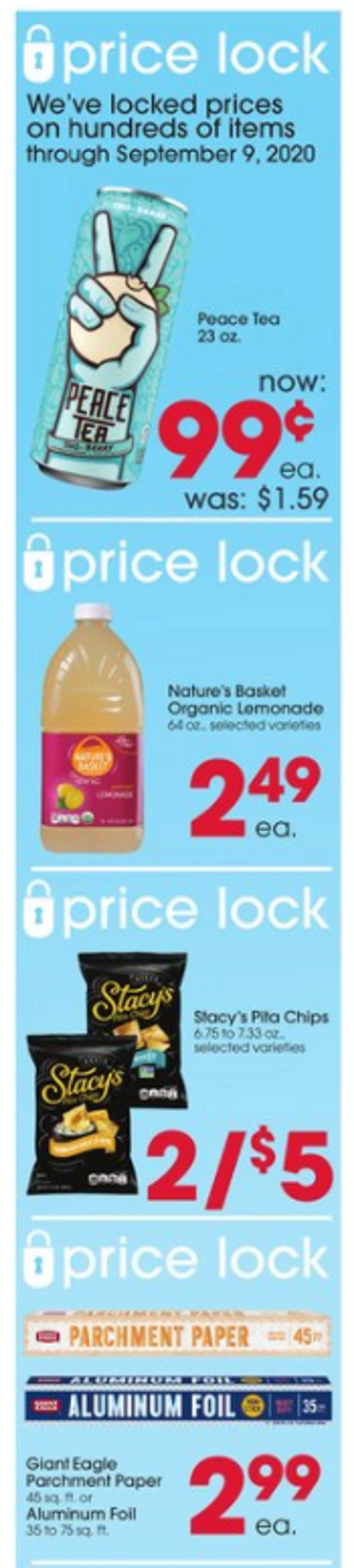 Giant Eagle - deals are valid from 08/13/20 to 08/19/20 - page 3.