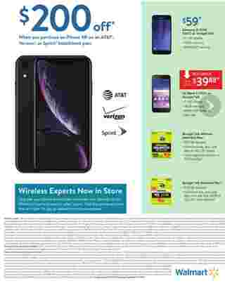 Walmart - deals are valid from 08/30/19 to 09/14/19 - page 24.