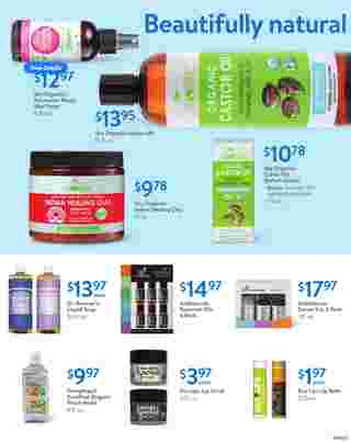 Walmart - deals are valid from 03/17/19 to 03/28/19 - page 10.