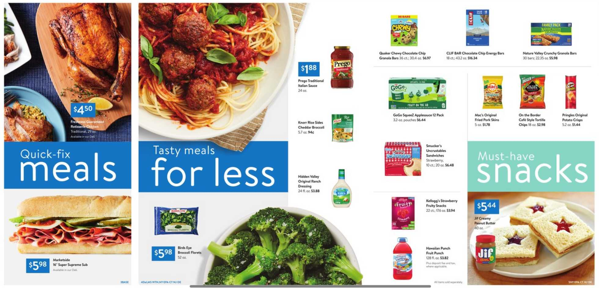 Walmart - deals are valid from 05/01/20 to 05/21/20 - page 2.