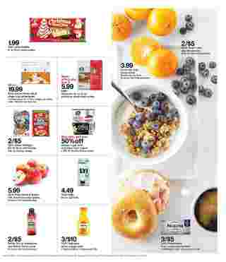 Target - deals are valid from 12/01/19 to 12/07/19 - page 42.