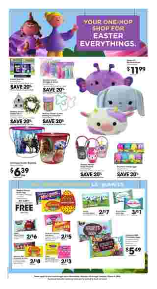 Kroger - deals are valid from 02/26/20 to 03/03/20 - page 7.