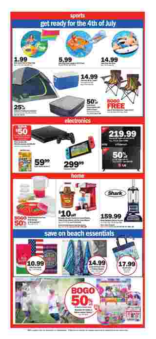 Meijer - deals are valid from 06/30/19 to 07/06/19 - page 15.