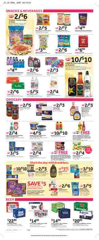 Stop & Shop - deals are valid from 08/28/20 to 09/03/20 - page 11.