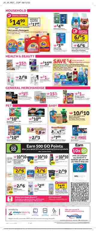 Stop & Shop - deals are valid from 08/28/20 to 09/03/20 - page 13.
