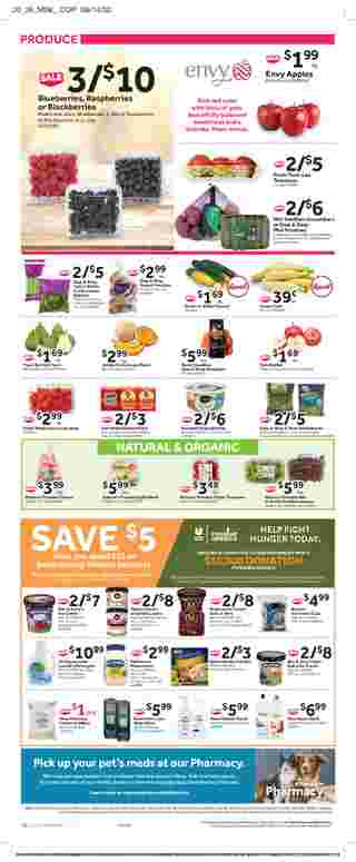 Stop & Shop - deals are valid from 08/28/20 to 09/03/20 - page 16.