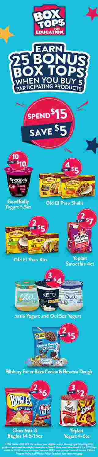 Stop & Shop - deals are valid from 08/28/20 to 09/03/20 - page 17.