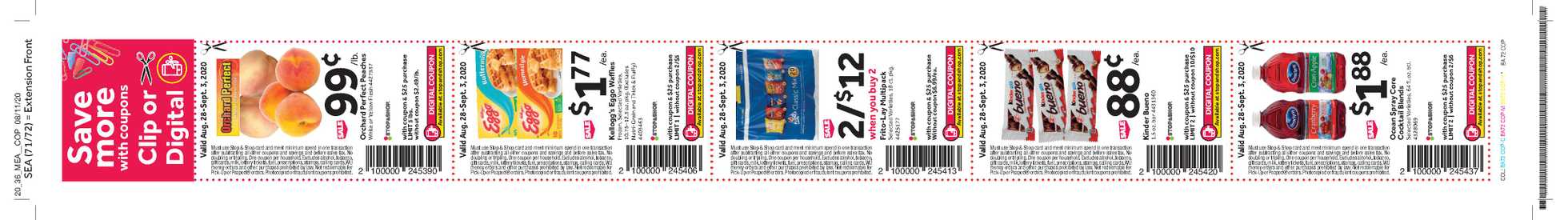 Stop & Shop - deals are valid from 08/28/20 to 09/03/20 - page 2.