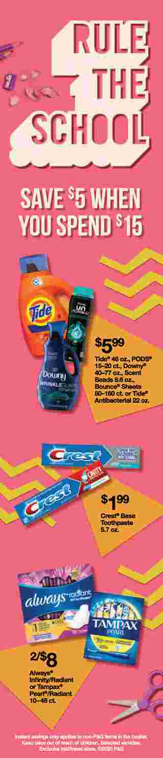Stop & Shop - deals are valid from 08/28/20 to 09/03/20 - page 21.