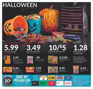 Hy-Vee - deals are valid from 10/02/19 to 10/08/19 - page 10.