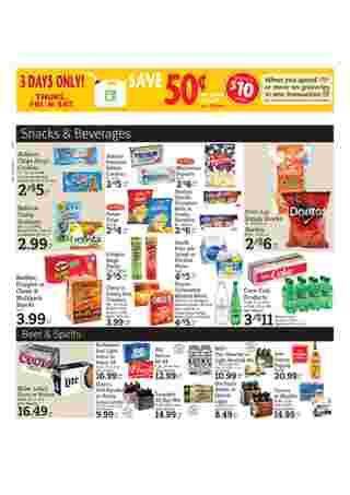 D&W Fresh Market - promo starting from 02/16/20 to 02/22/20 - page 8.
