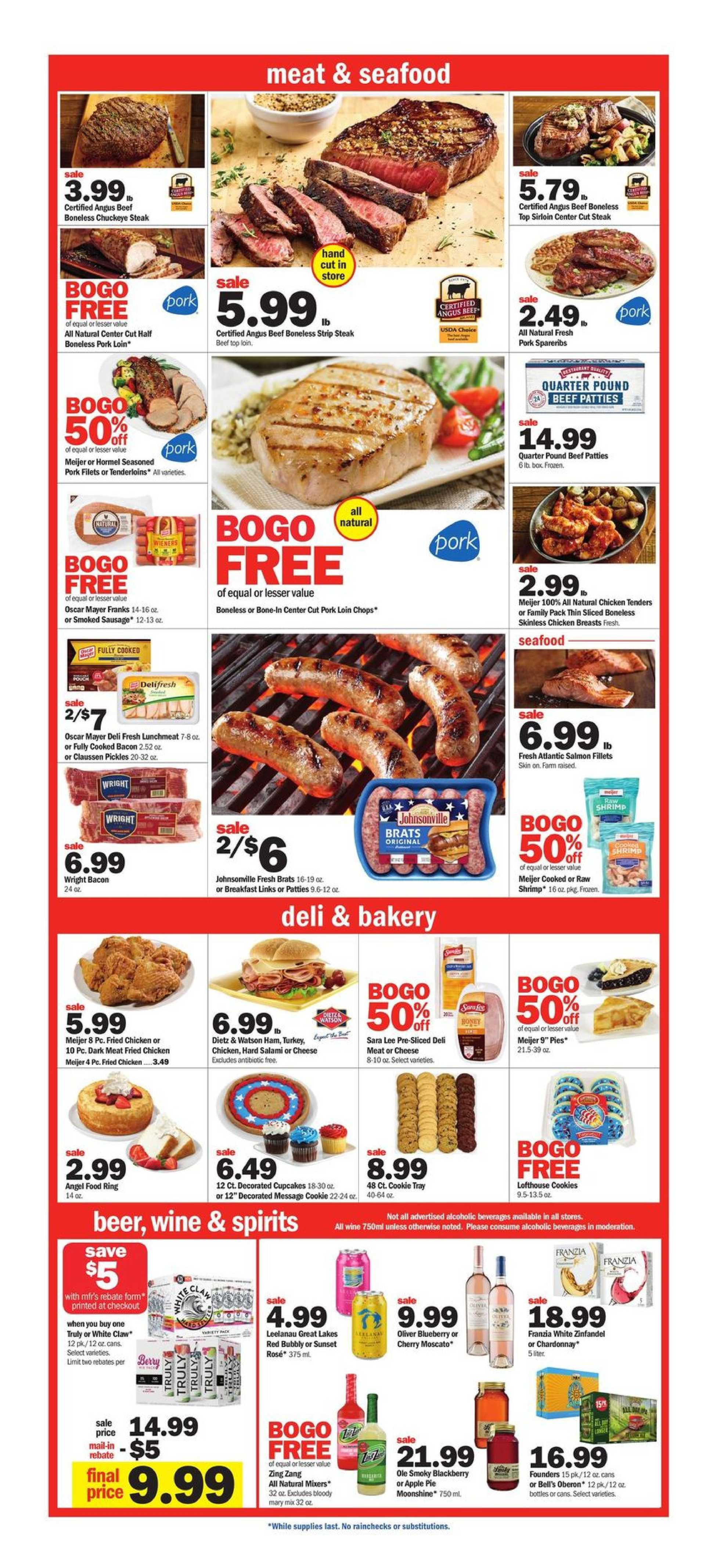 Meijer - deals are valid from 06/30/19 to 07/06/19 - page 2.