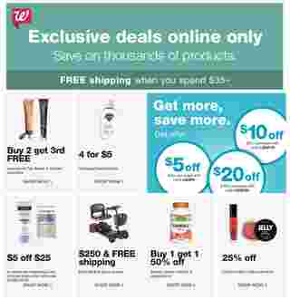 Walgreens - deals are valid from 09/20/20 to 09/26/20 - page 20.