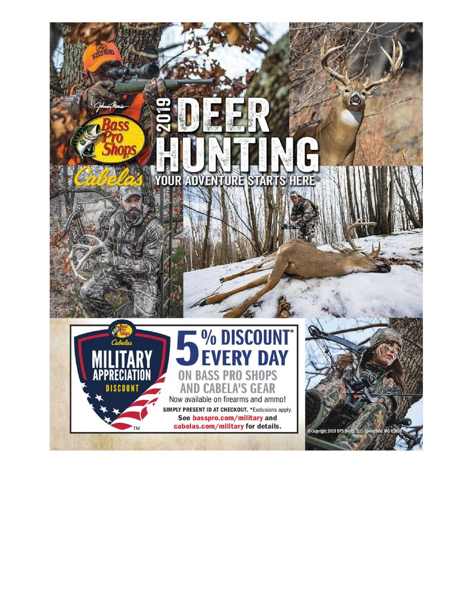 Bass Pro Shops - deals are valid from 09/01/19 to 12/28/19 - page 2.