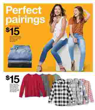 Target - deals are valid from 09/06/20 to 09/12/20 - page 15.