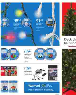 Walmart - deals are valid from 11/01/19 to 11/16/19 - page 25.