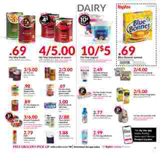 Hy-Vee - promo starting from 01/22/20 to 01/28/20 - page 11.