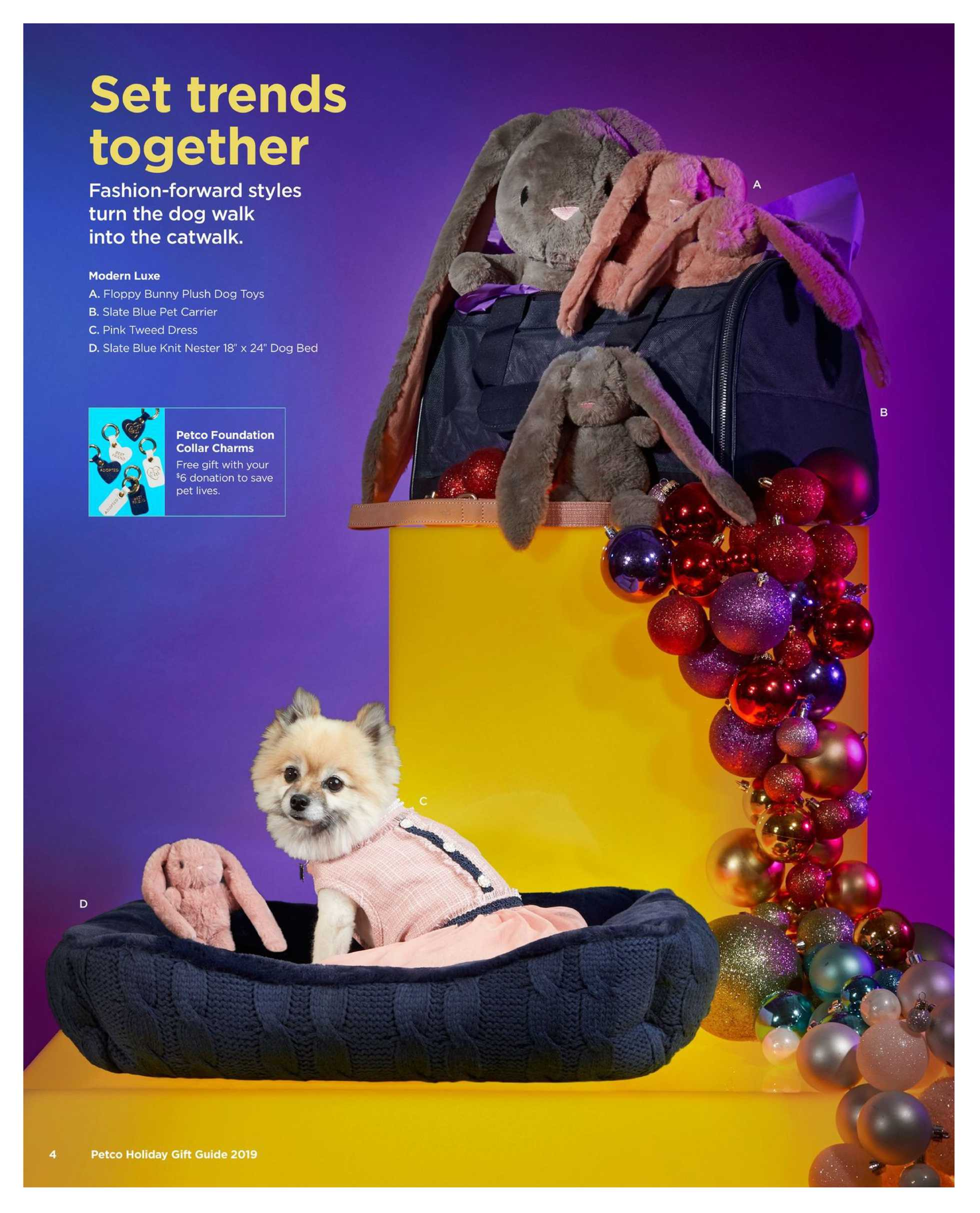 Petco - deals are valid from 11/17/19 to 12/25/19 - page 4.