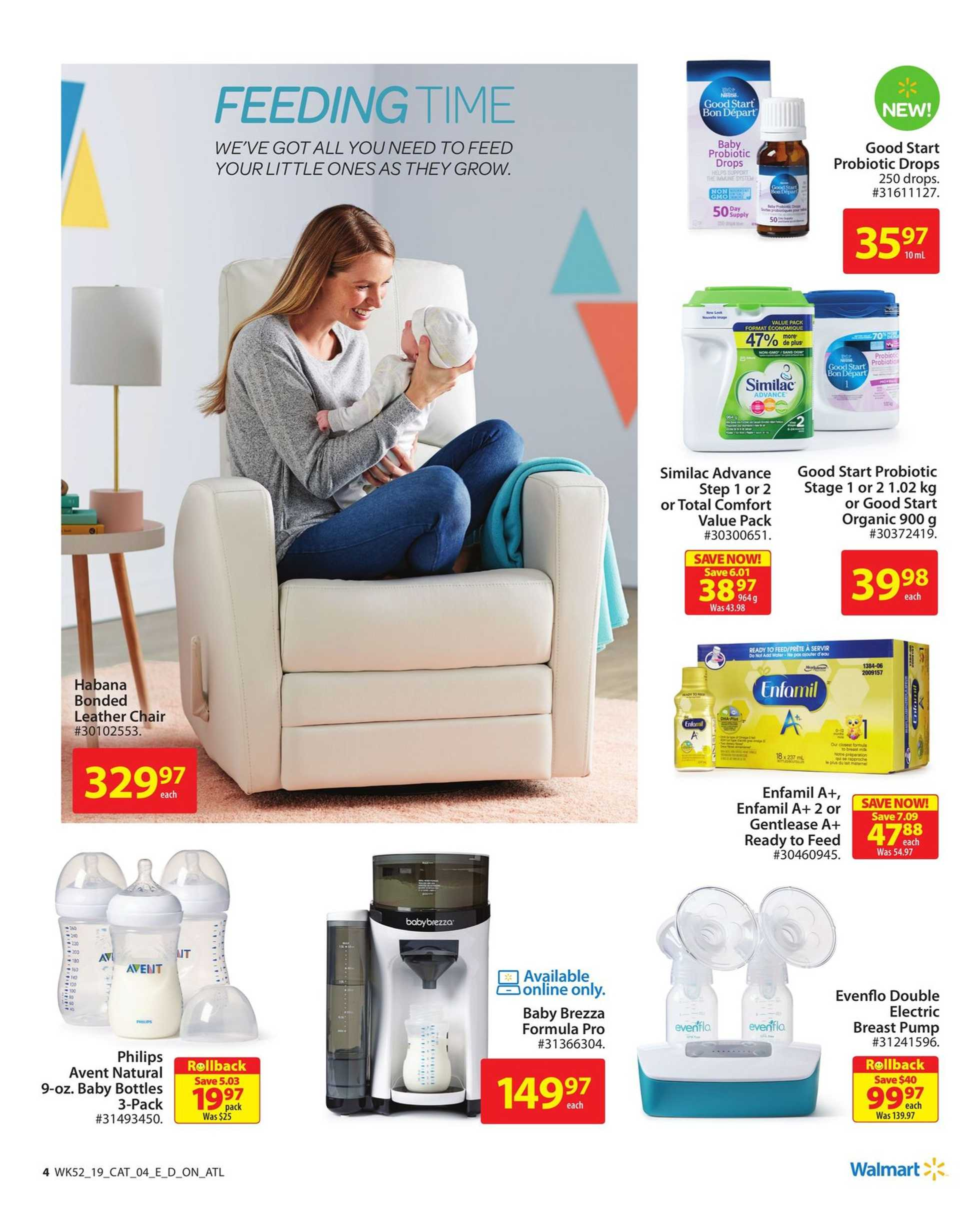 Walmart - deals are valid from 01/17/19 to 01/30/19 - page 4.