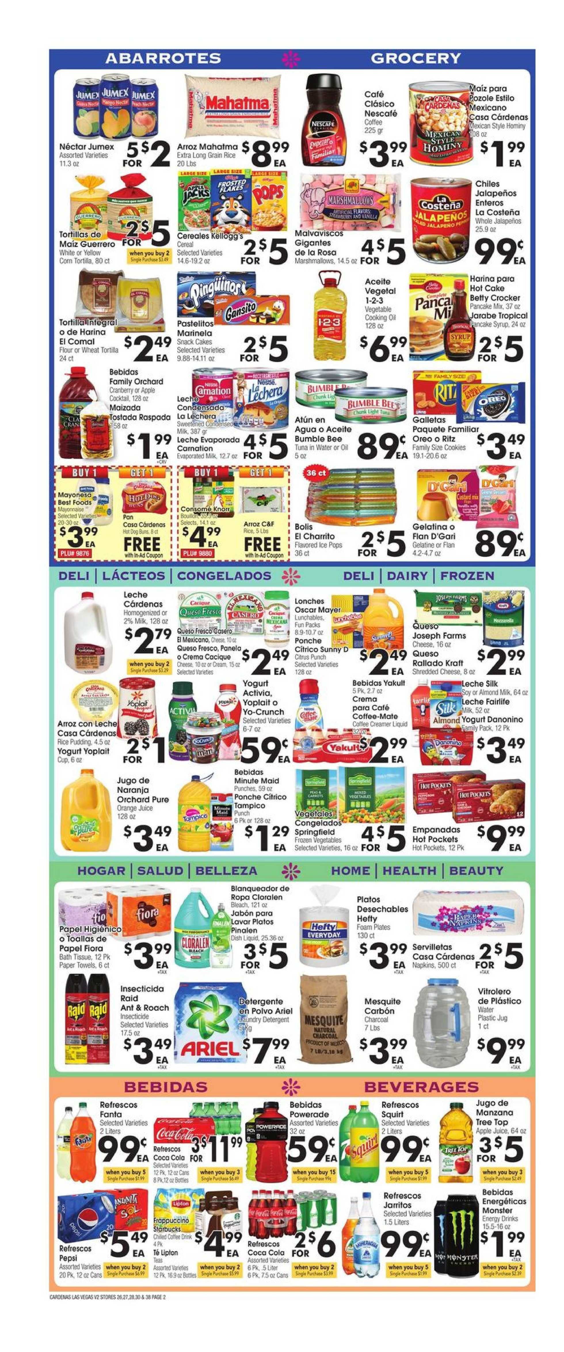Cardenas - deals are valid from 07/17/19 to 07/23/19 - page 2.