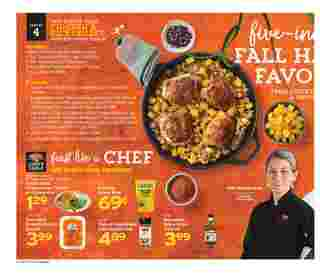 Hannaford - deals are valid from 09/20/20 to 09/26/20 - page 10.