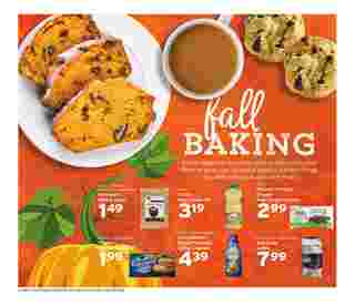 Hannaford - deals are valid from 09/20/20 to 09/26/20 - page 12.