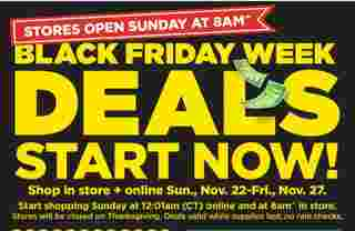 Kohl's - deals are valid from 11/22/20 to 11/27/20 - page 22.