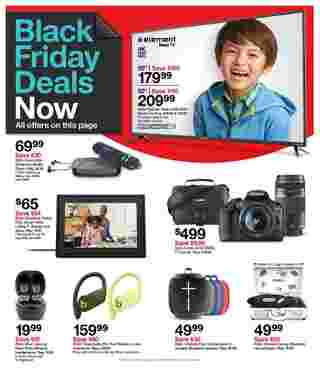 Target - deals are valid from 11/22/20 to 11/28/20 - page 13.