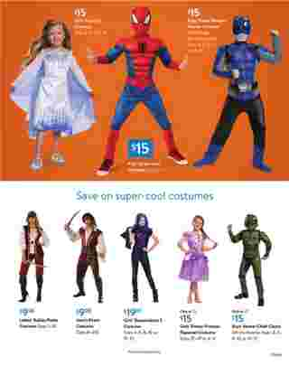 Walmart - deals are valid from 09/30/20 to 10/27/20 - page 16.