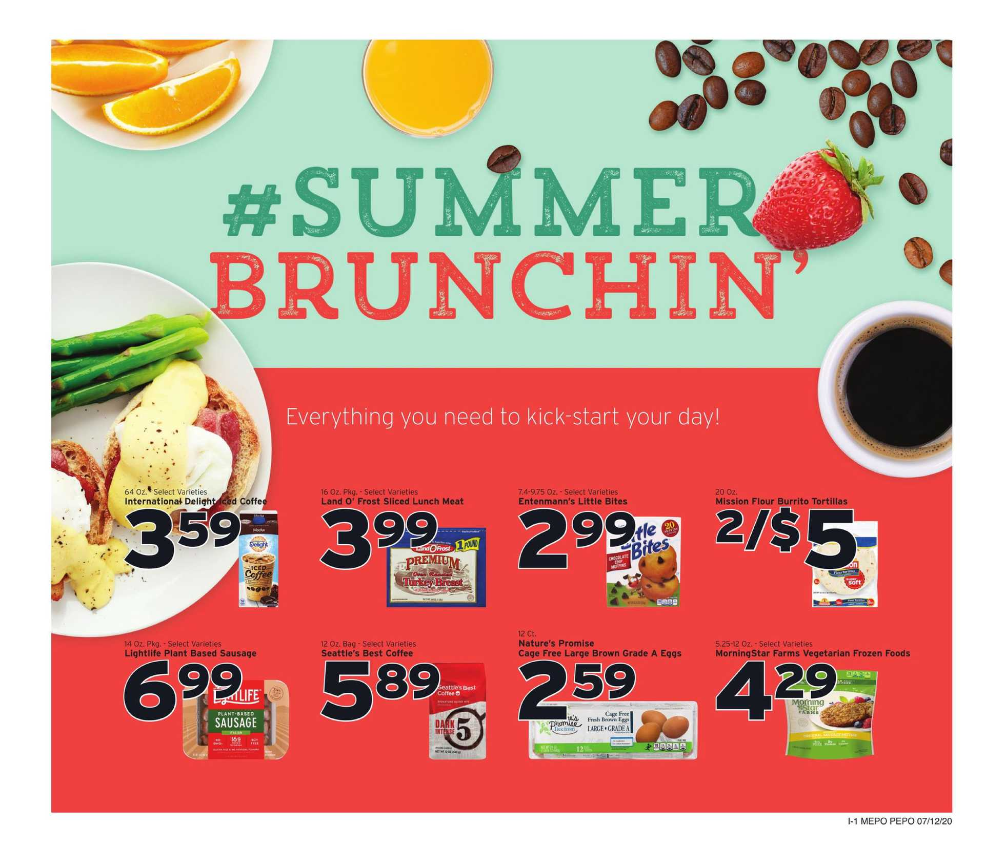 Hannaford - deals are valid from 07/12/20 to 07/18/20 - page 2.