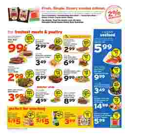 Hannaford - deals are valid from 07/12/20 to 07/18/20 - page 6.