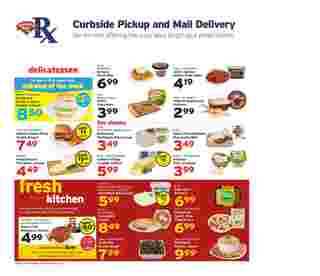 Hannaford - deals are valid from 07/12/20 to 07/18/20 - page 9.