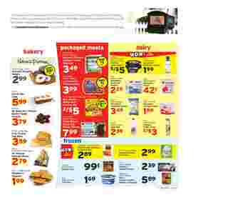 Hannaford - deals are valid from 07/12/20 to 07/18/20 - page 10.