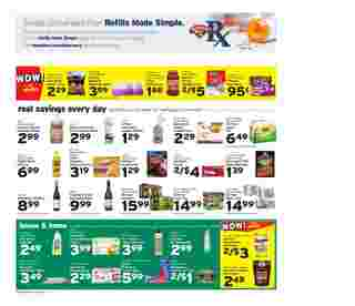 Hannaford - deals are valid from 07/12/20 to 07/18/20 - page 11.
