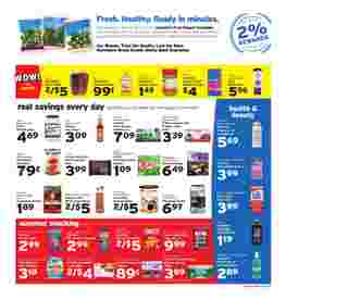 Hannaford - deals are valid from 07/12/20 to 07/18/20 - page 12.