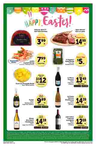 Safeway - promo starting from 04/03/19 to 04/30/19 - page 12.
