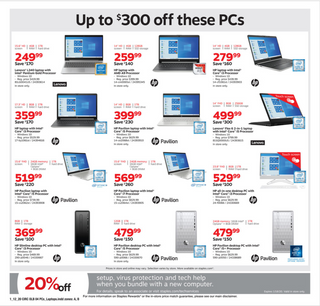 Staples - deals are valid from 01/12/20 to 01/18/20 - page 8.