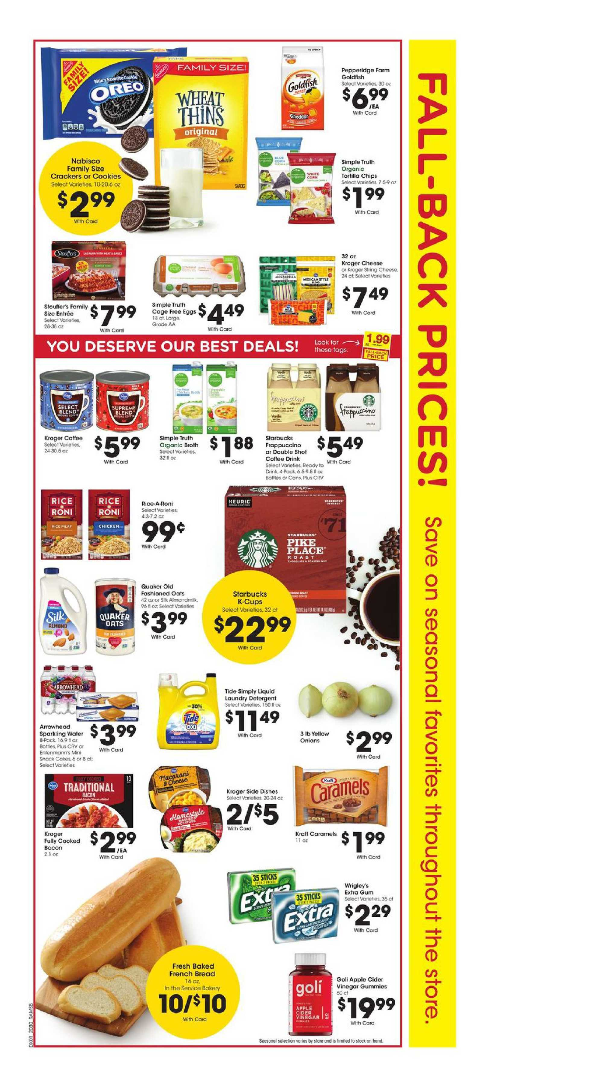 Ralphs - deals are valid from 08/26/20 to 09/01/20 - page 2.