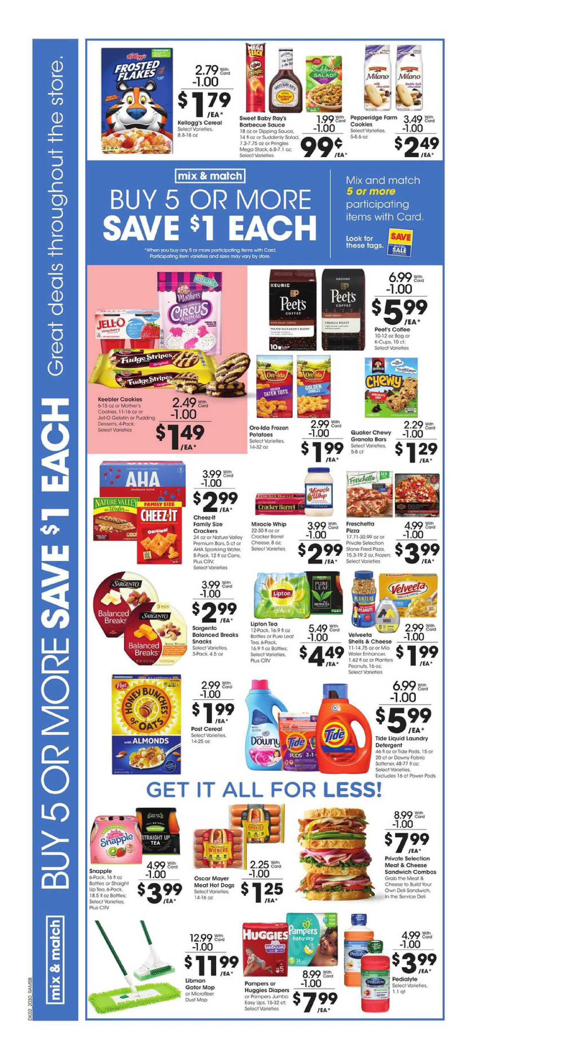 Ralphs - deals are valid from 08/26/20 to 09/01/20 - page 3.