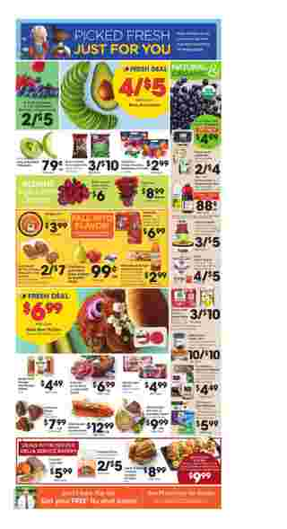 Ralphs - deals are valid from 08/26/20 to 09/01/20 - page 6.