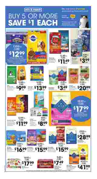 Ralphs - deals are valid from 08/26/20 to 09/01/20 - page 8.