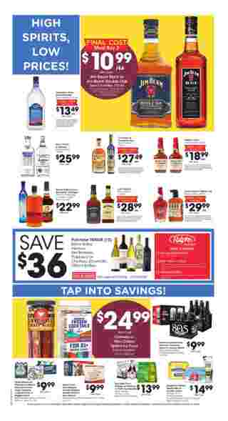 Ralphs - deals are valid from 08/26/20 to 09/01/20 - page 9.