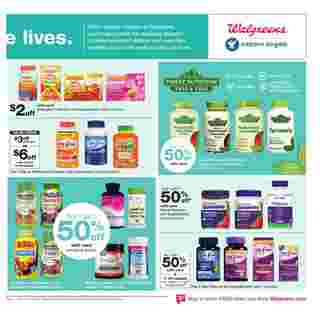 Walgreens - deals are valid from 03/01/20 to 03/07/20 - page 12.