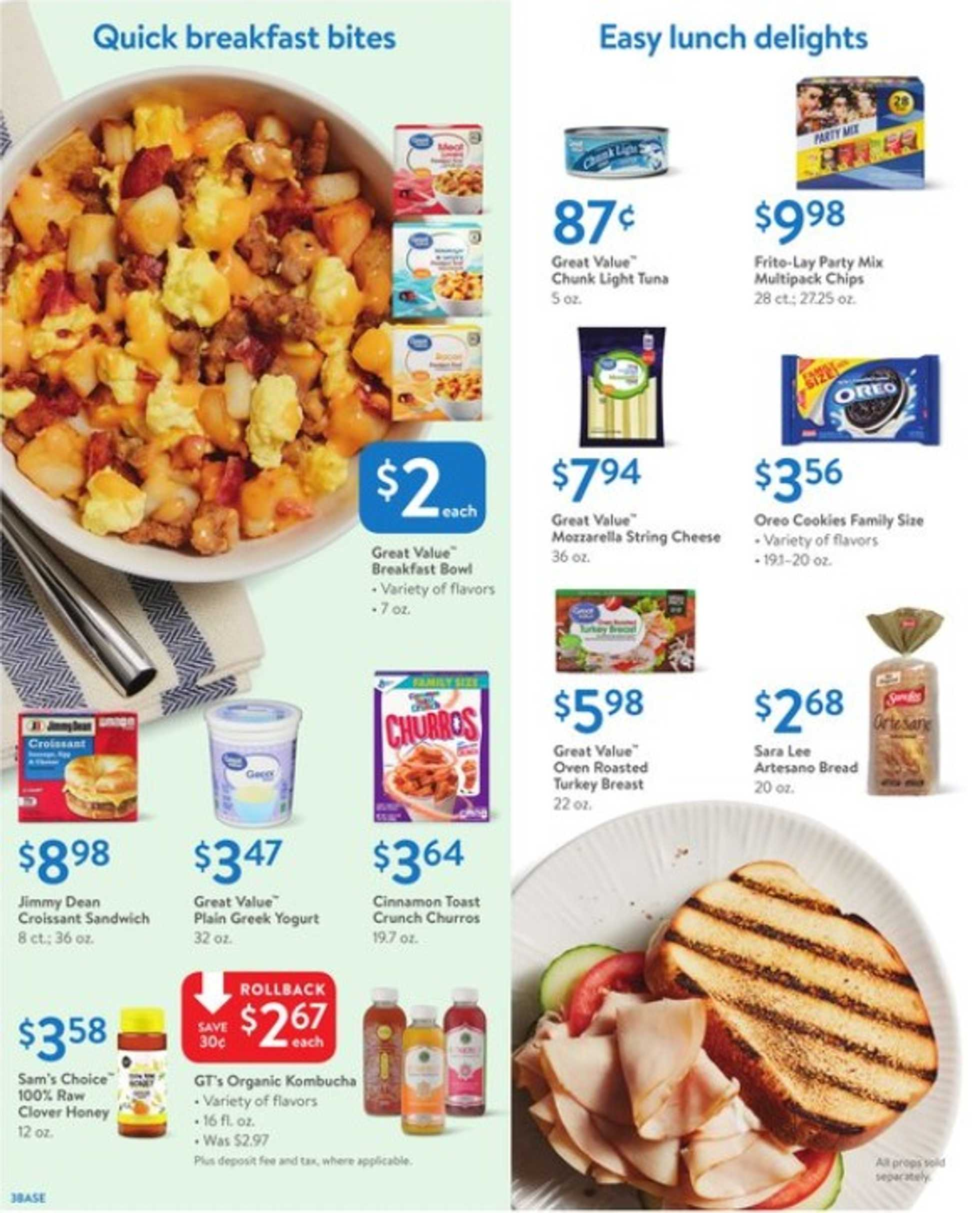 Walmart - deals are valid from 06/09/19 to 06/27/19 - page 2.