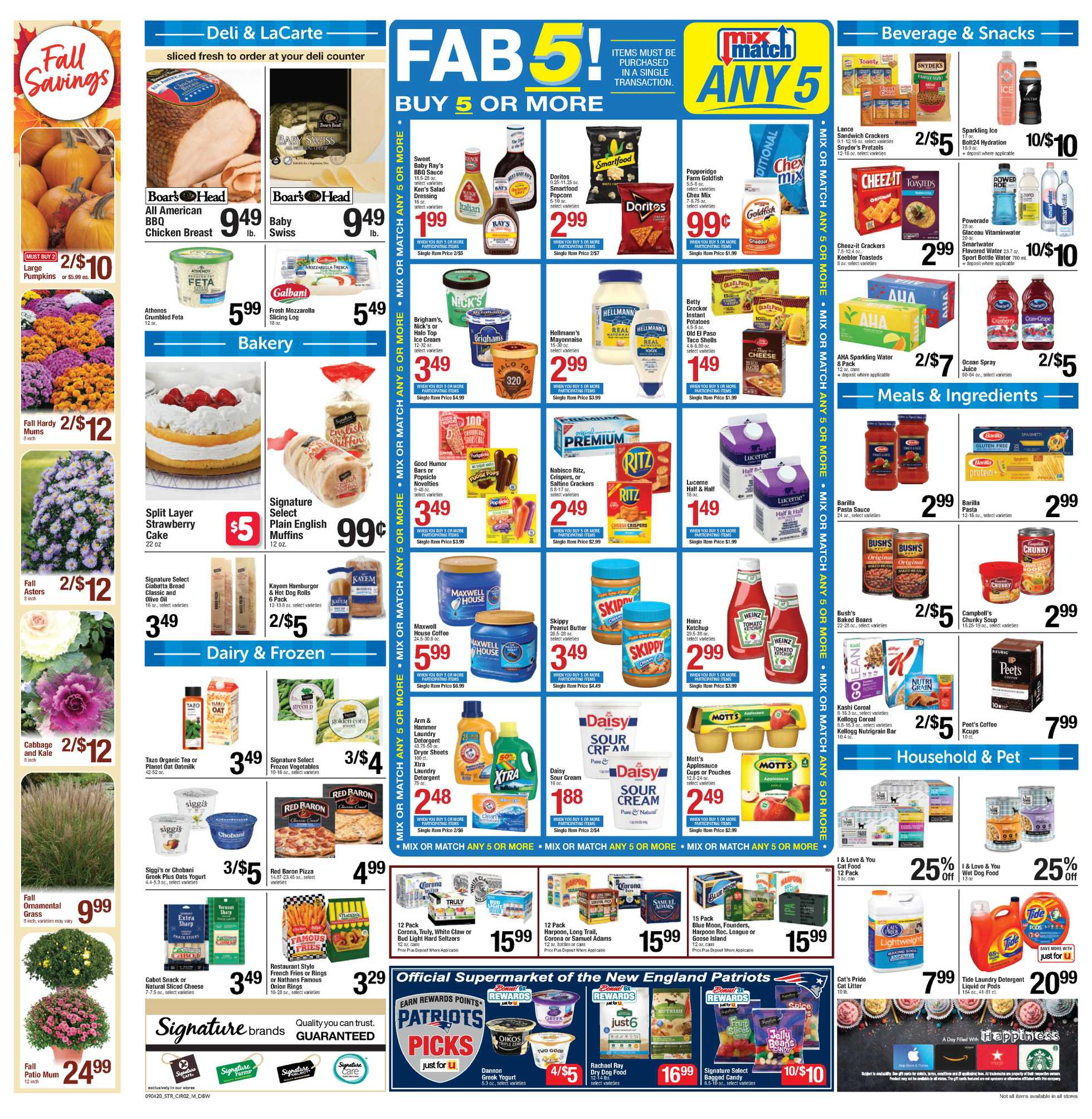Star Market - deals are valid from 09/04/20 to 09/10/20 - page 2.