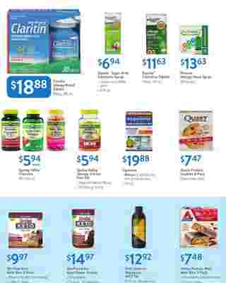 Walmart - deals are valid from 03/01/19 to 03/16/19 - page 14.
