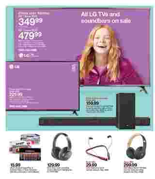 Target - deals are valid from 02/09/20 to 02/15/20 - page 13.