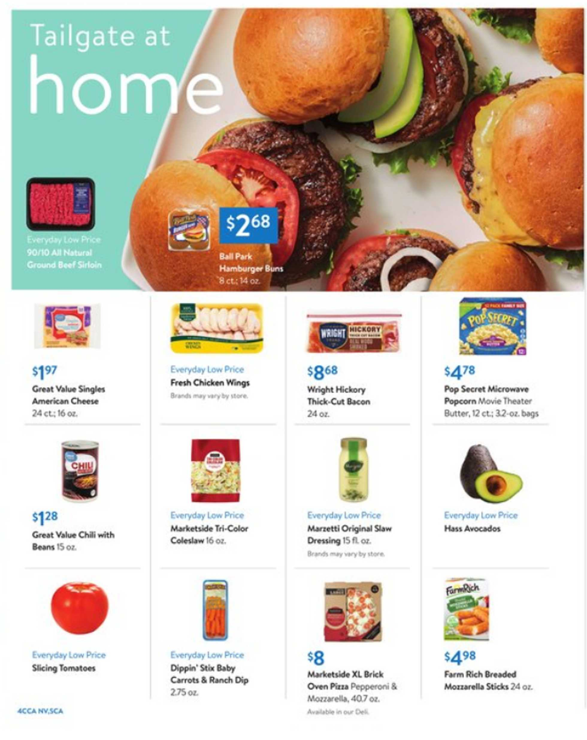 Walmart - deals are valid from 09/02/20 to 09/29/20 - page 3.