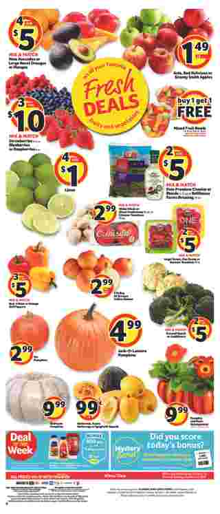 Winn Dixie - deals are valid from 10/16/19 to 10/22/19 - page 8.