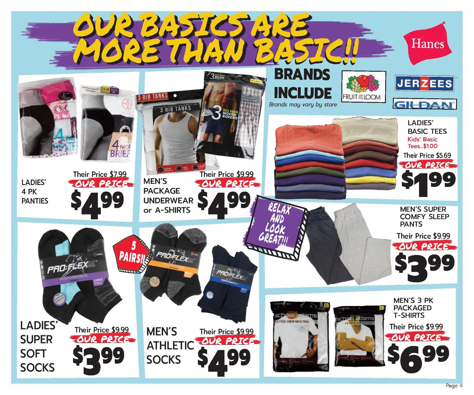 Roses Discount Store - deals are valid from 01/01/21 to 01/31/21 - page 4.